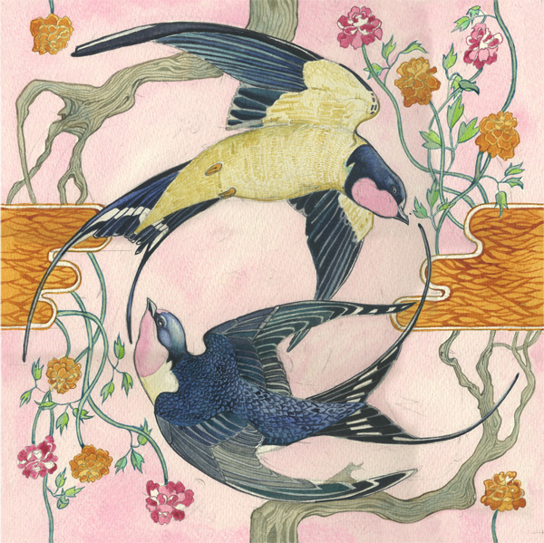 swallows-repating-tile